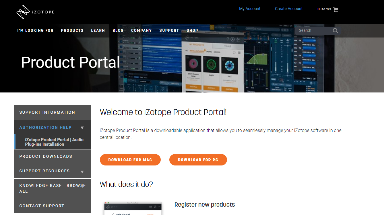New - Installing the Izotope Neutron Elements Plug-in that
